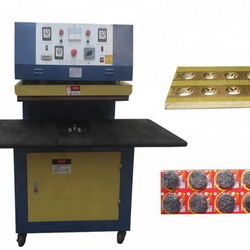 blister packaging machine for stainless steel scrubber