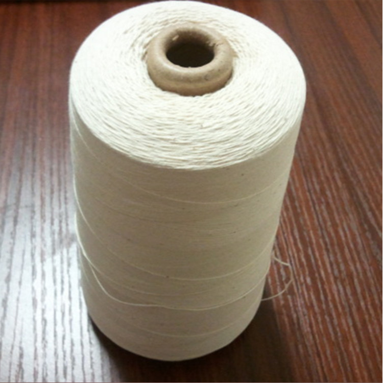 cotton thread/tea machine cotton/tea packaging cotton thread