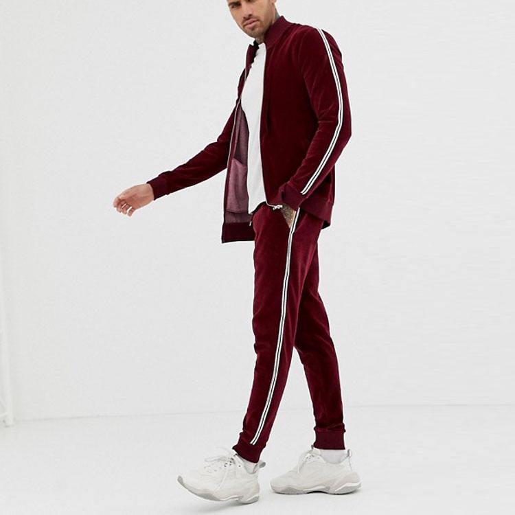 Mens DP King Polyester Tracksuit Slim Skinny Fit Joggers Bottoms Jumper Gym 387