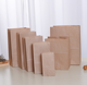 China Manufacturer Wholesale Recycled Custom Grocery Food Shopping Brown Kraft Paper Bag