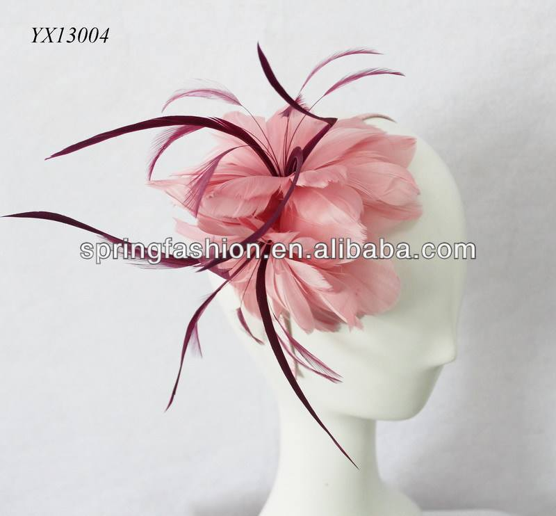 Royal Ascot fascinator casco, Iglesia boda Kentucky Derby razas evento fascinator al por mayor