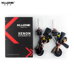 Kluzhe Mobil Xenon Kit 9005 9006 9007 HID Lampu Upgrade Kit Konversi