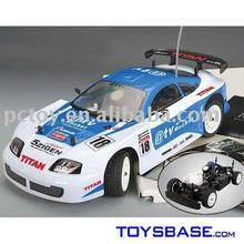 1:10 Glow-engine Remote Control Model Car