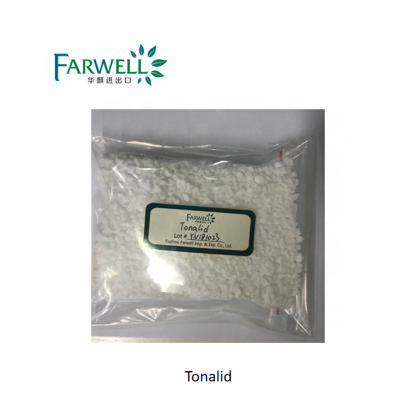 Farwell CAS 21145-77-7 Tonalide /Musk Ahmt with low price