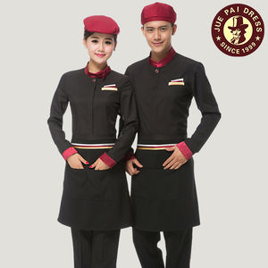 Unisex Hotel Chef Uniform/Restaurant Uniformen