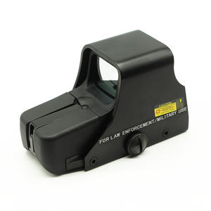 High quality red dot holographic sight OEM green dot sight 3MOA reflex hunting dot sight