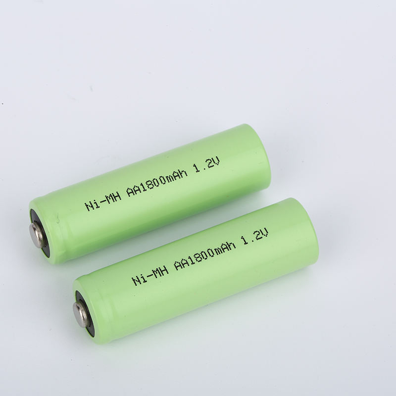 Specially design battery can used in high and low temperature AA1800 NI-MH battery 1800mA