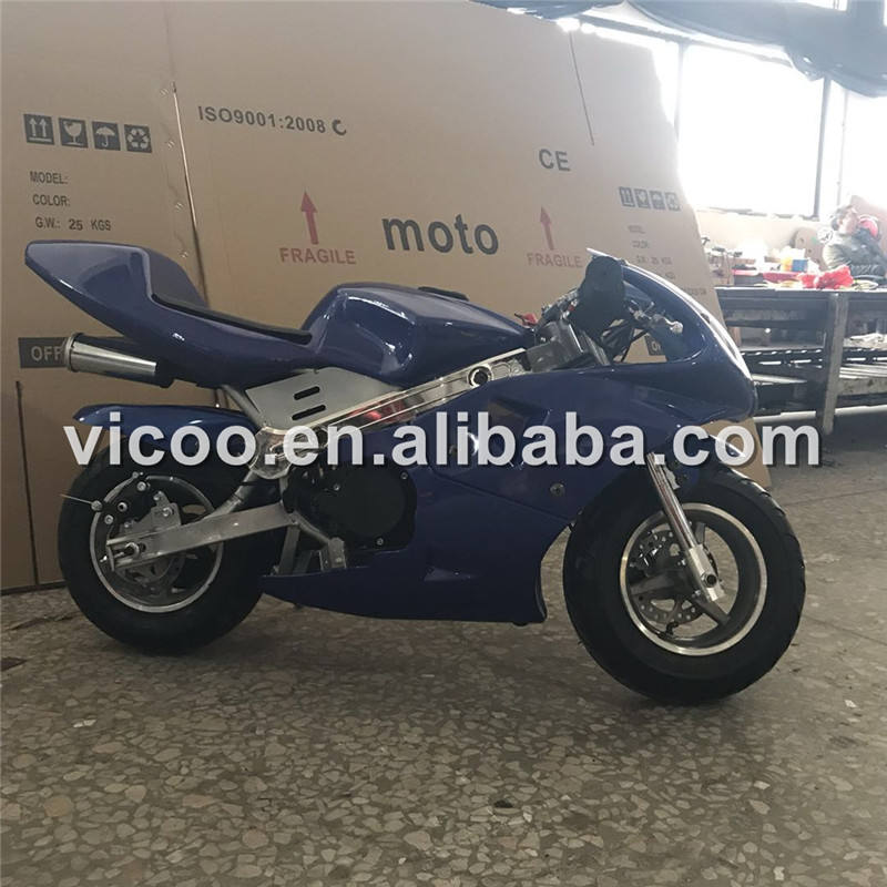 China 50cc EEC Approved Pocket Moped Cub Motorcycle Supplier