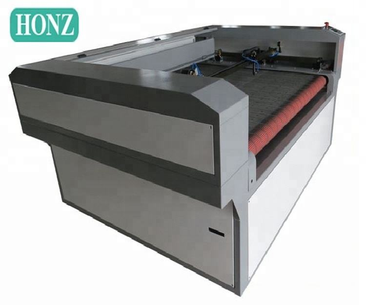 자동 fine cutting edge right angle <span class=keywords><strong>Co2</strong></span> fabric image 레이저 cutting machine price
