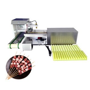 NEWEEK barbecue spies souvlaki maken kebab forming machine