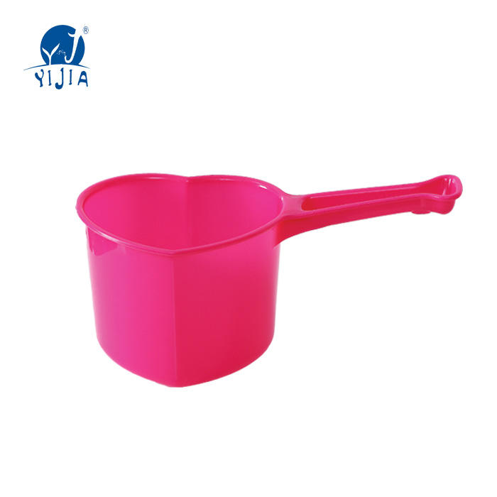 Heart kitchen Plastic Wholesale Kitchenware Water Ladle/Water Scoop