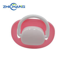 Hot sale latex large nipple adult pacifier