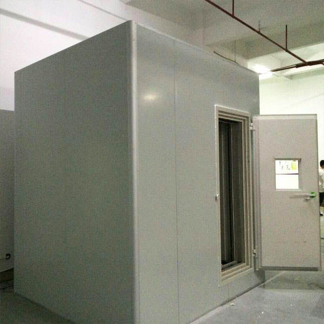 factory whole sales sound insulation booth soundproof room China supplier