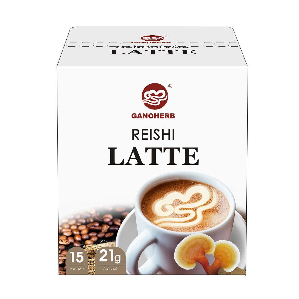 Malaisie Latte Café Biologique avec Haute Qualité Grains de Café Moulu