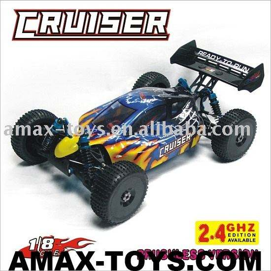 08060 1:8 Brushless Électrique Hors Route Buggy-Cruiser, 2.4G édition disponible hobby jouet rc buggy hors route buggy