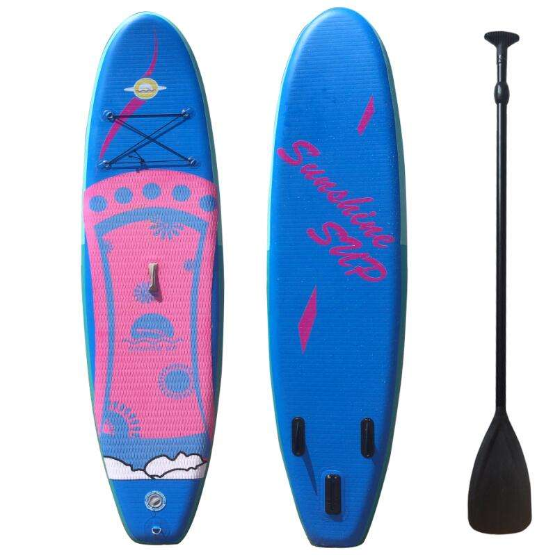 ISUP personalizável <span class=keywords><strong>caiaque</strong></span> inflável stand up paddle board com assento