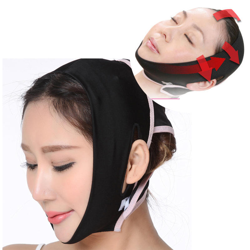 Snore stopper anti snore chin strap v shape face slimming belt for women