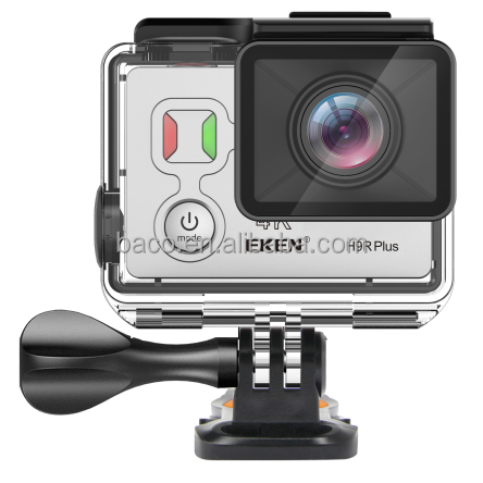 EKEN H9R Plus HD 720P 120fps touch screen camera 14MP under water 4k action camera 30fps