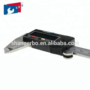 LCD Display Vernier Caliper Digital With 1.5V Battery