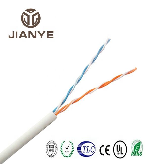 Copper 2 Pair Telephone Cable 20/25/50/100 Pairs Conductor Anatel
