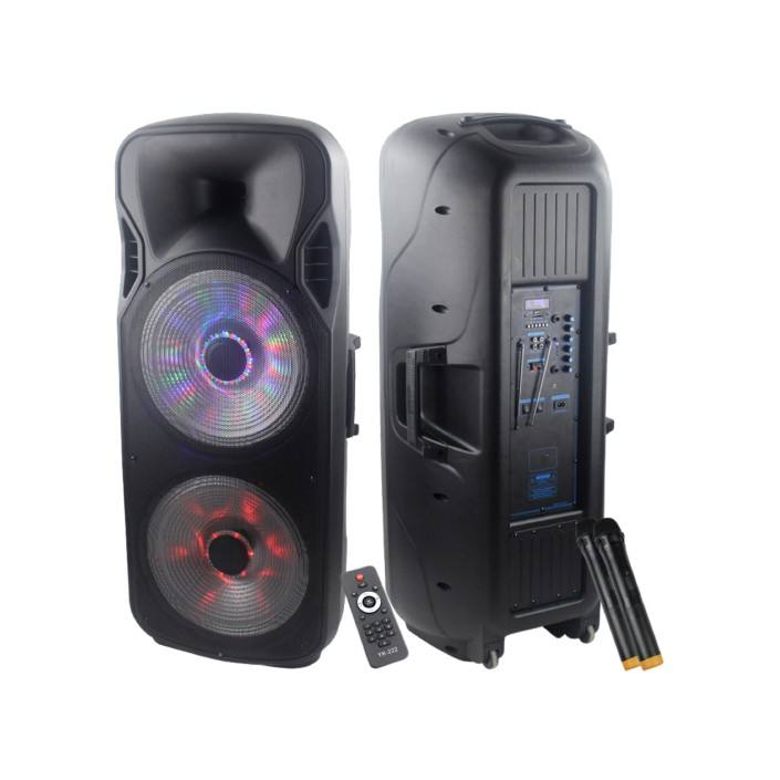 New Arrival! PT-15A PT-Series Portable Speaker System 150W dual 15 inch woofer