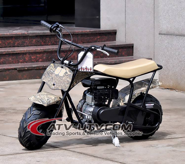 Giá rẻ 80CC 4 Stroke Gas Powered Cooler Scooter
