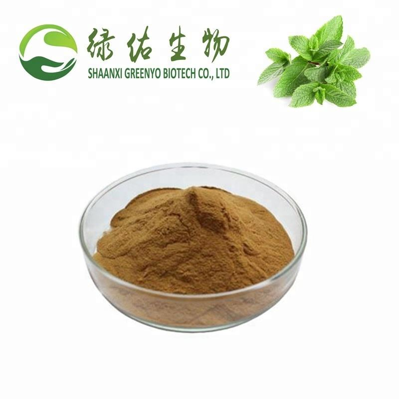 100 % Natural pure lemon balm extract powder