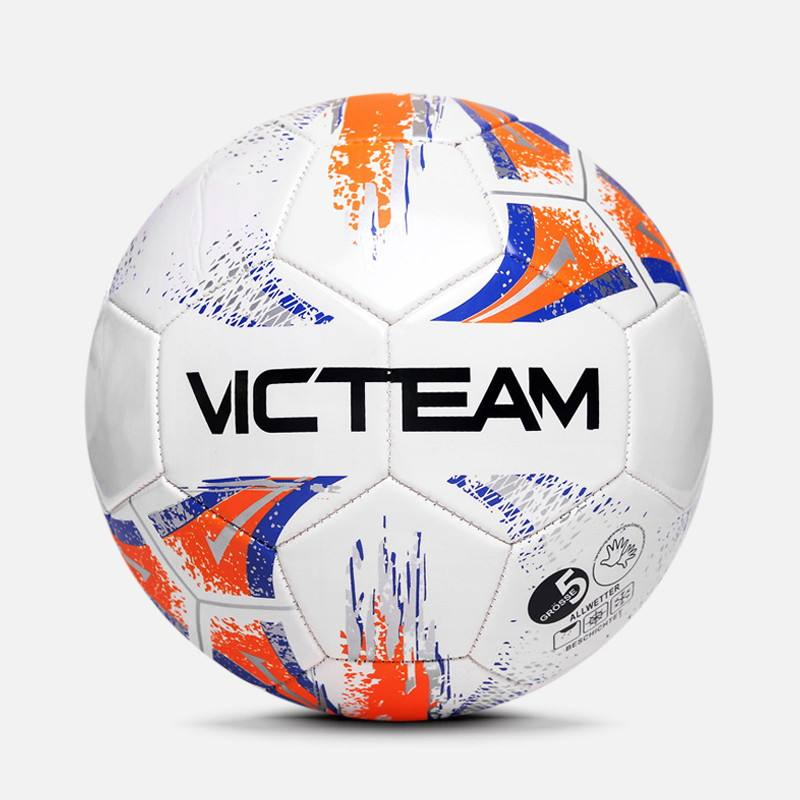 China Wholesale CE Standard Deflated Custom Size 5 4 Leather Soccer Ball / Football Factory Products
