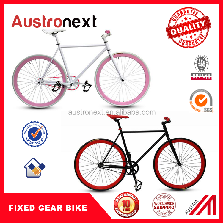 700C fixed gear bike/cr-mo racing bicycle