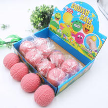 Brain Pressure Venting Ball Flour Stress ball   Squishy Toys for Kids TPR new exotic toys   218091317