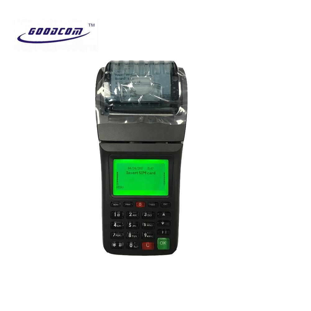 GOODCOM Klasik GPRS Ağ Yazıcı SMS Yazıcı GT6000S Online Sipariş için bir SIM Kart ile Çalışır