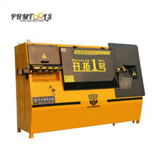 machine to cut and bending iron , steel bar cutting and bending machine for 4-10mm