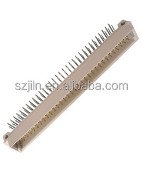 DIN41612 Connector for 2x16 16 32 Pin male female CE ROHS LL1040-3