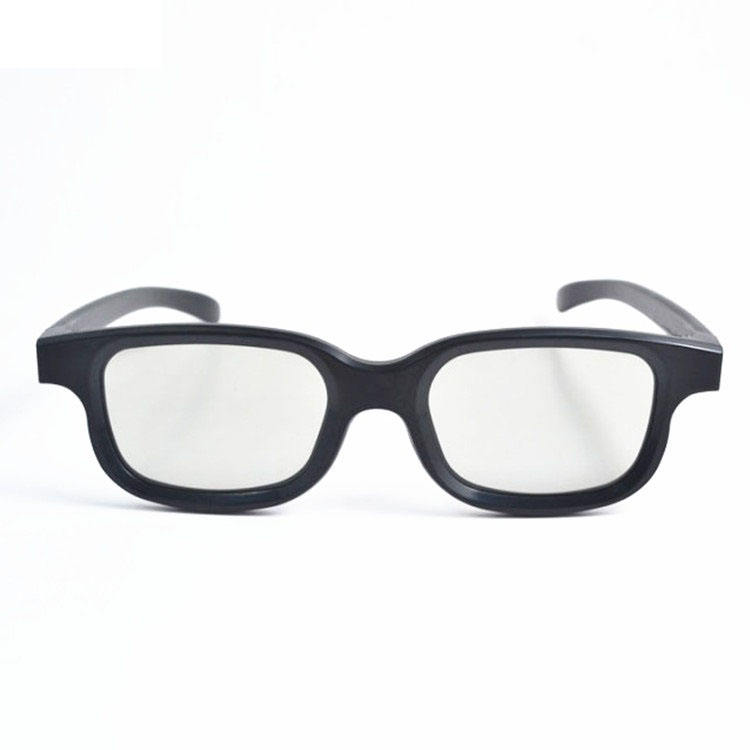Circular polarized 3d glasses for cinema