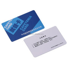 125khz printable proximity PVC RFID business card