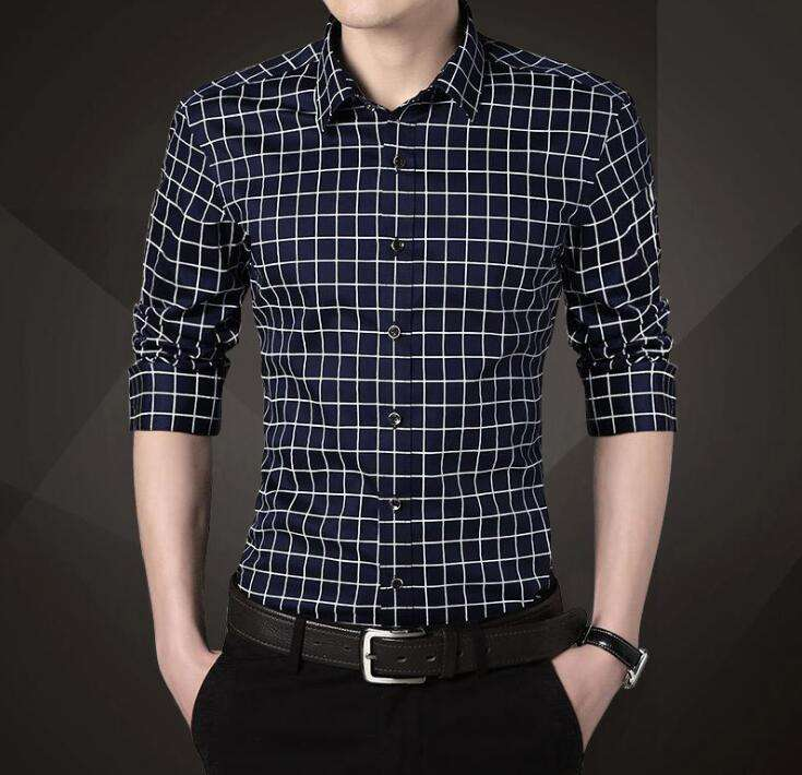 cy30406a autumn new long sleeve men clothing men's dress shirts
