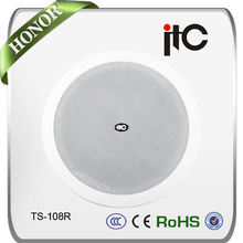 TS-108R High-End Conference Room 100W Ceiling Speaker With Frequency Divider