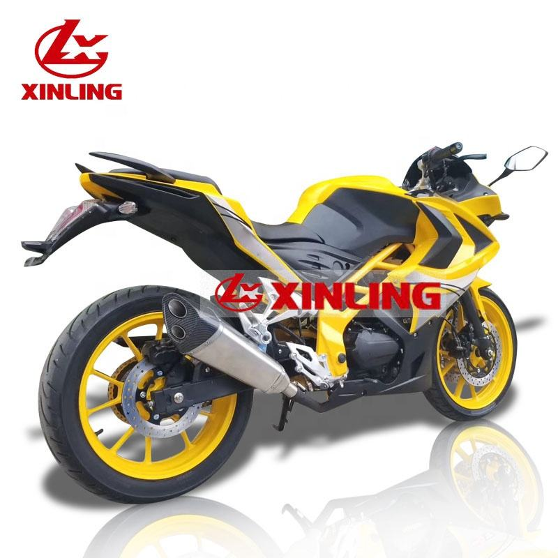 China motorcycle 250CC for Bolivia market Hot new bike 250 cc sport 4-stroke super pocket bike