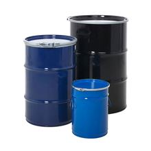 55 Gallon 200 Liter Cold Rolling Steel Painting Barrel for Storage