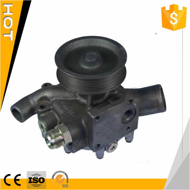 China supplier Excavator 129-1169 for E330 water pump foot valve,15hp water pump,high pressure low volume water pump