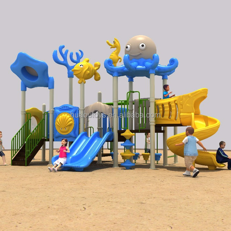 2019 New style ocean series outdoor playground equipment for children