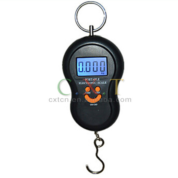 Portable Electronic Scale/ Luggage Scale/ Fishing Scale