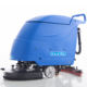 Factory Sale Automatic Disc Warehouse Battery Floor Scrubber Cleaning Machine