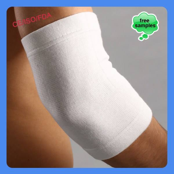 Sports Elastic Elbow Support Elbow Brace Pads