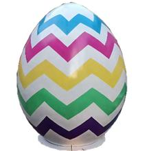 China factory best price customized large giant fiberglass Easter egg