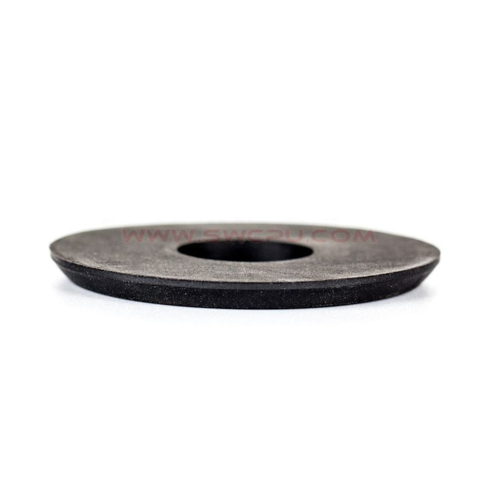 "Good quality black FKM shims 1/8"" rubber o ring"