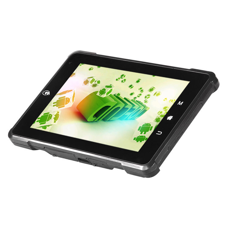 Odm Led Display Rockchip Rk3288 Quad Core Linux Android 7.1 Rugged Mid Ip65 Tablet 8Gb Pc Computer 2 Usb Ports 4G
