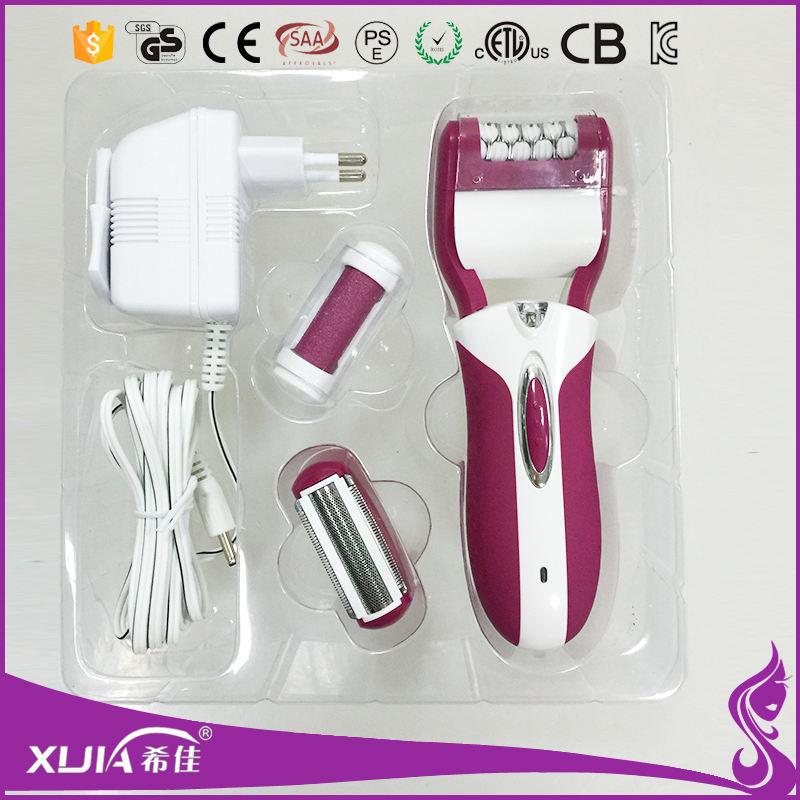 XJ-910 중국 최고 품질 페디큐어 용품 충전식 전기 발 각질 제거제