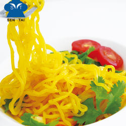 Slimming products halal carrot konjac noodles