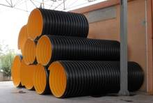 Pipe-HDPE Corrugated sewerage and drainage
